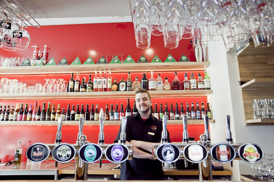 Best Beer Selection: Microbar