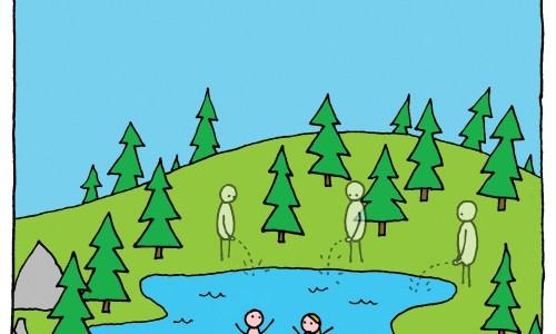 Hidden People Folktales