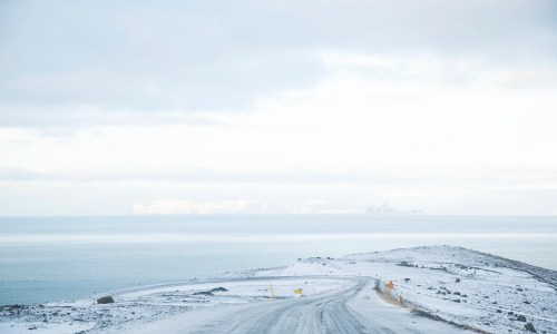 Winter Westfjords And The Art Of Zen: Isafjörður In November