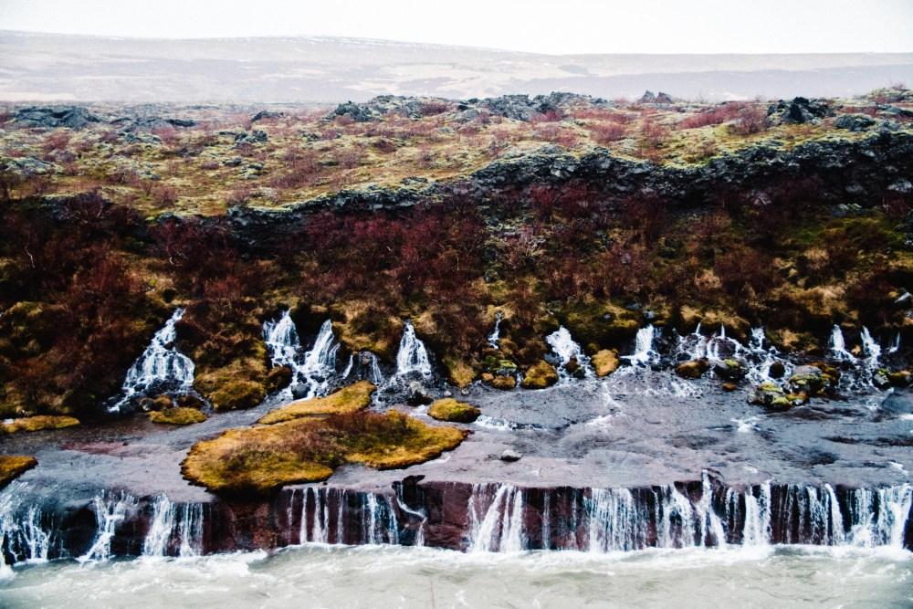 Borgarfjörður Road Trip: Waterfalls, Lava, Caves, Glaciers, And A Heavenly Spa