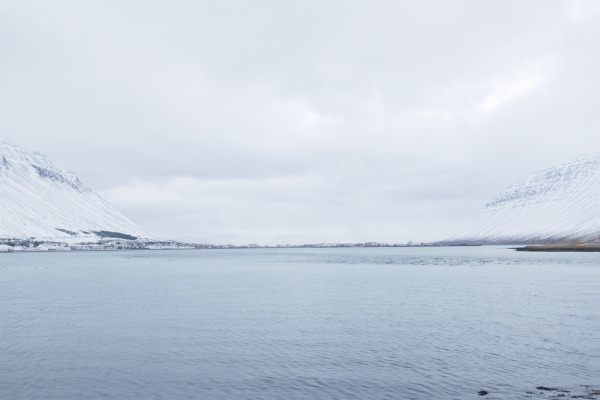 winter westfjords and the art of zen