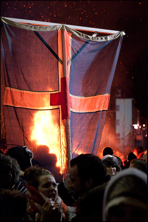 """People of Iceland """"Deserve Our Sympathy"""""""