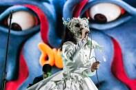 Björk ceremonia by Santiago Felipe