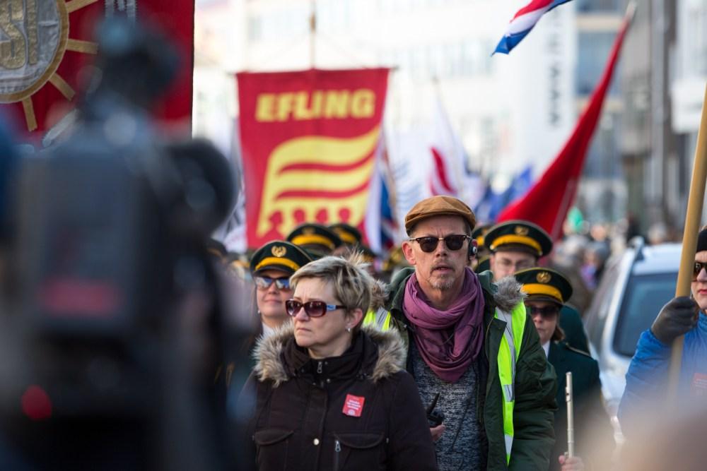 Iceland Strikes Again!