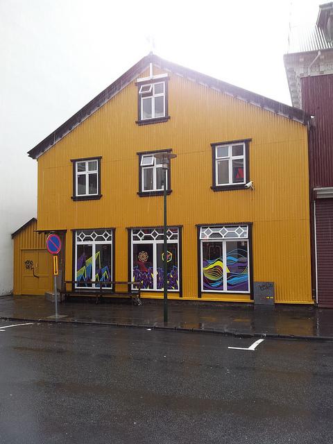Fresh Meat In Reykjavík