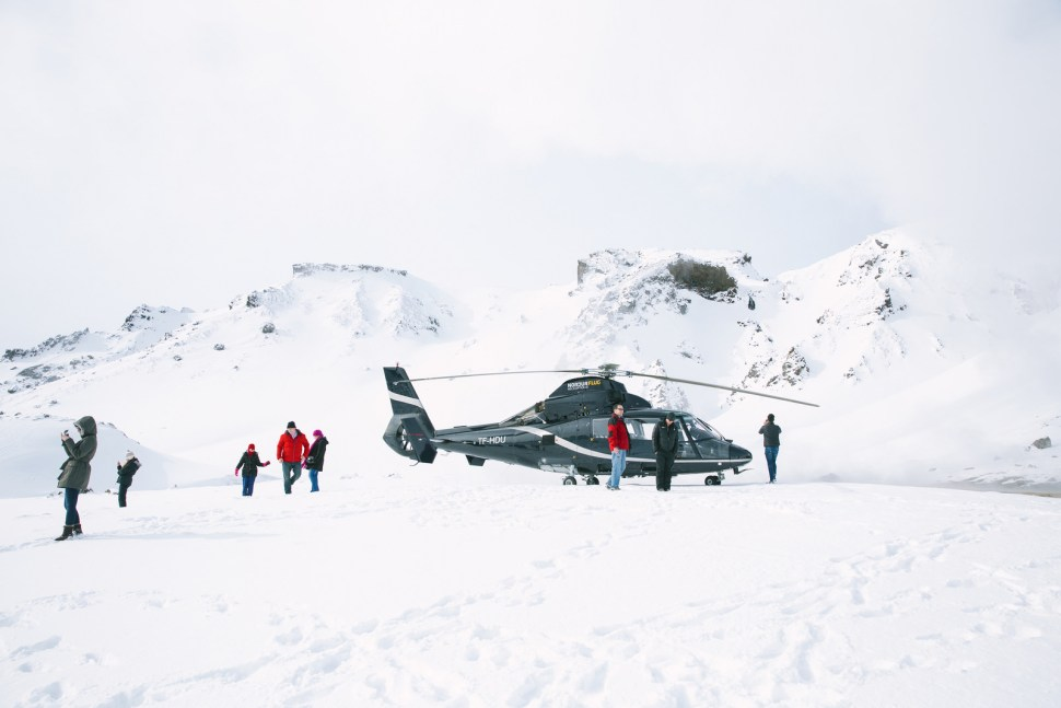 Gone Skying: Helicopter Tours Are A High-Flying Treat