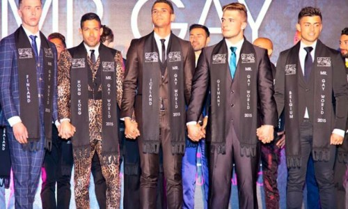 Icelander Comes In Fifth In Mr. Gay World Competition