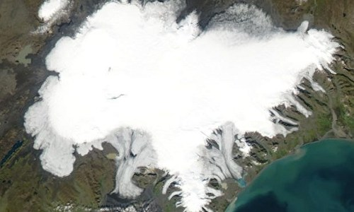Paralympian Rescued From Glacier