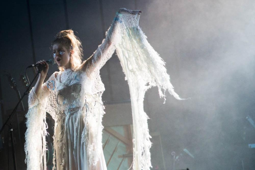 Samaris: The White Swan Performance
