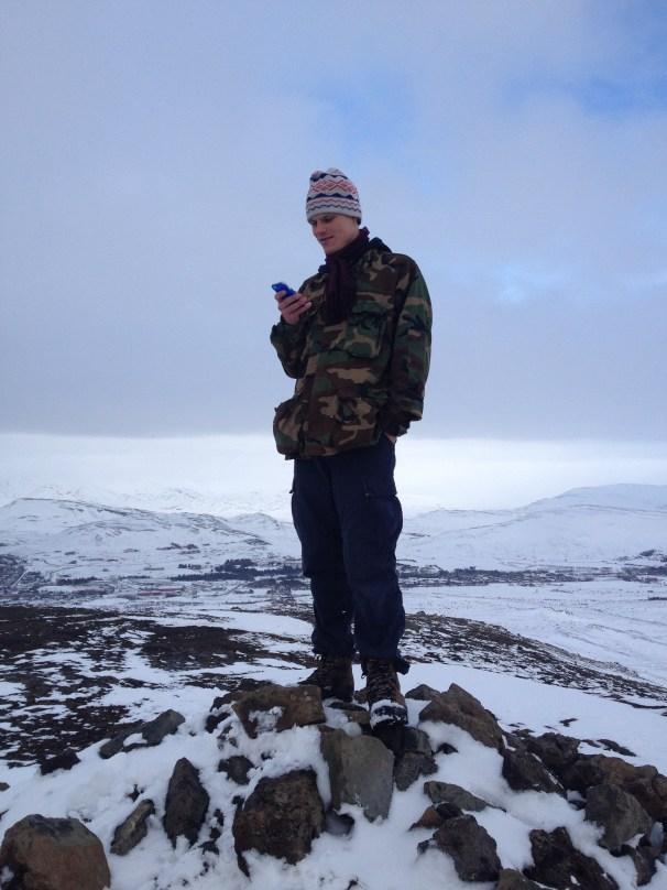 Hiking Úlfarsfell