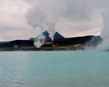 Myvatn hot tub