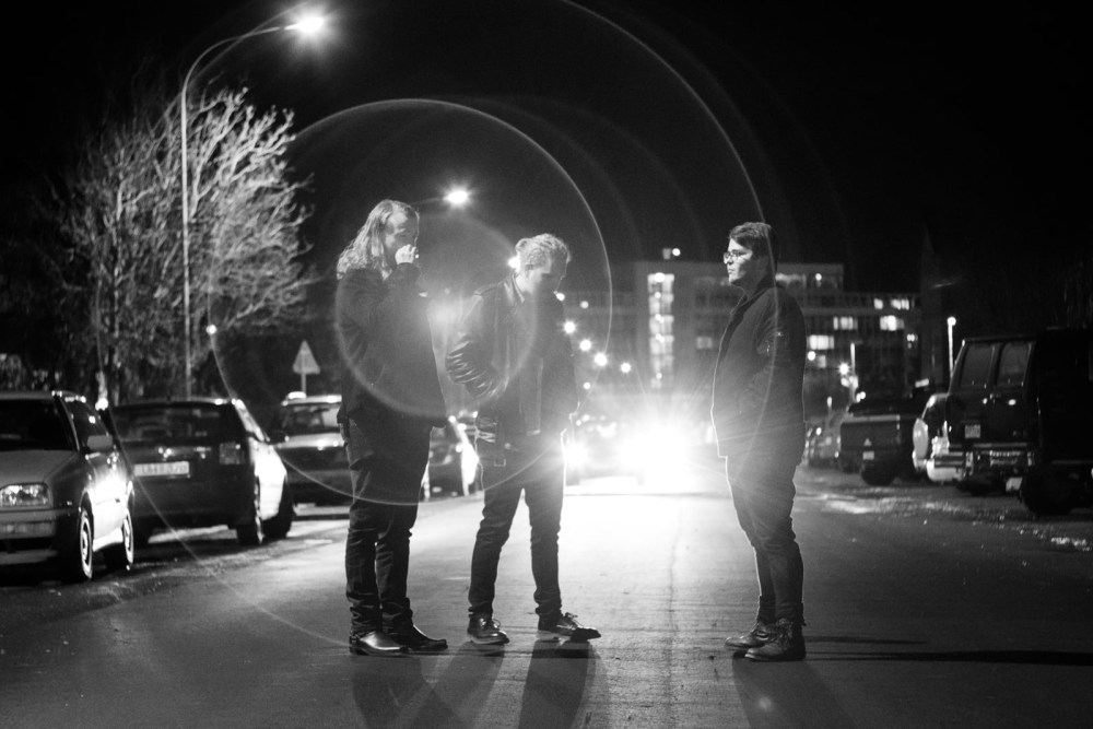 Track By Track: 'Night Music' By PORT