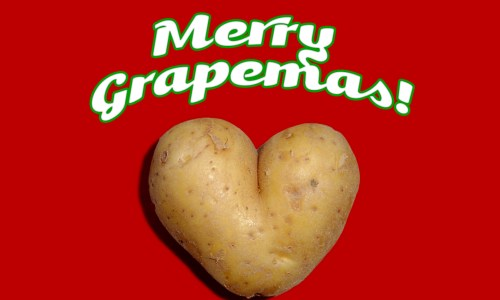 13 Days Of Grapemas: Potato Day