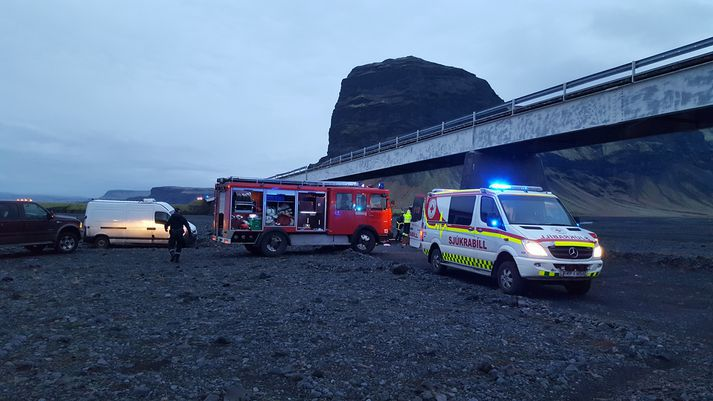Questions Raised About Fatal Traffic Accident In Iceland Today - The
