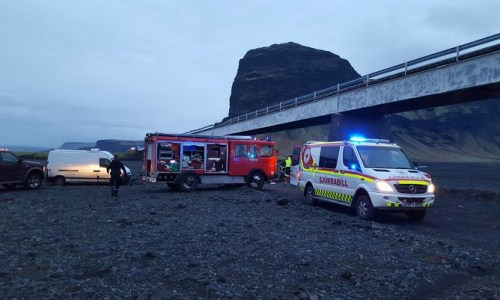 Questions Raised About Fatal Traffic Accident In Iceland Today