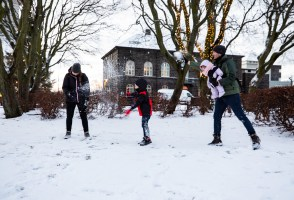 Chilly, Snowy, And Sunny: The Weather This Week In Reykjavik