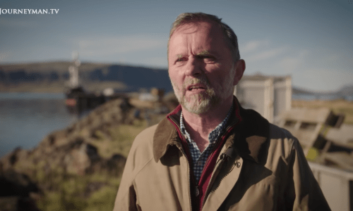 VIDEO: Iceland's Last Fin Whaler Subject Of British Documentary