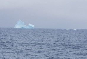 Massive Iceberg Spotted Close To Northwest Iceland
