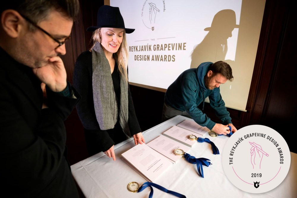 The Reykjavík Grapevine Design Awards 2019: Nominations Open!