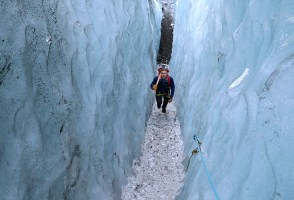 VIDEO: A Day in The Life Of A Glacier Tour Guide