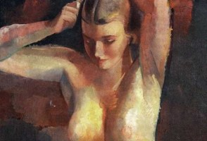 Central Bank Removes Nude Art