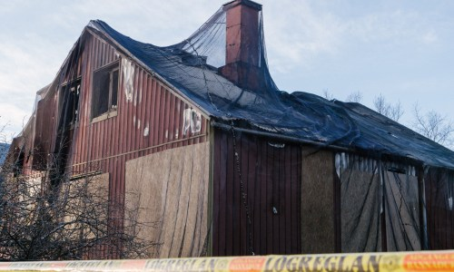 Man Charged With Manslaughter And Arson In South Iceland Housefire