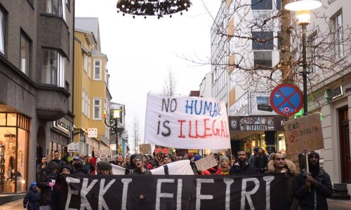 Protest Tomorrow Against Deportations of Refugees From Iceland