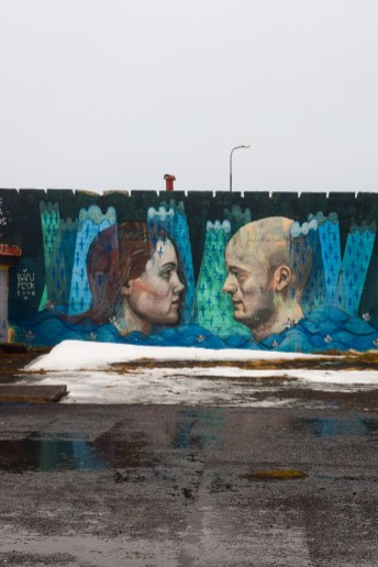 Street Art in Hellissandur 2 by John