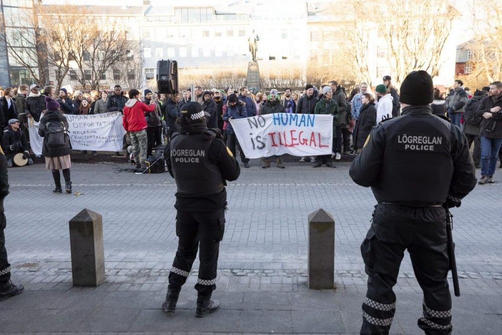 A Stacked Deck: Police, Courts, And The Right To Protest In Iceland