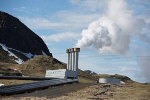 Hellisheiðarvirkjun - Geothermal Power Plant