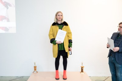 Fashion Design Of The Year – Looking Forward To – ýr Jóhannsdóttir
