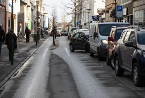 Motorists Continue To Drive Through Pedestrian Streets