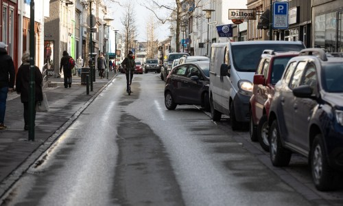 Downtown Reykjavik Streets Pedestrian-And-Bicycle Only From Now Until October