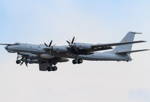 Two Russian Anti-Sub Bombers Fly Near Iceland, Escorted Away By Italian Jets
