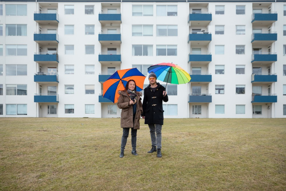 Iceland's Umbrella Academy: Immigrants Getting Organised