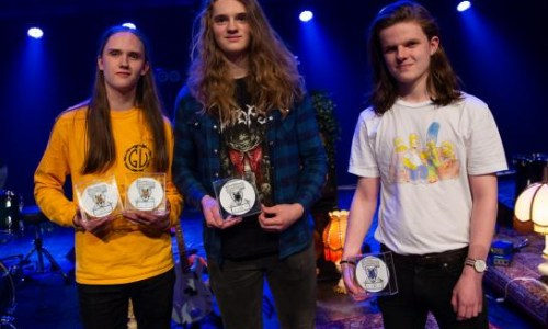 Band Named After Blood Pudding Wins Icelandic Music Experiments Band Contest