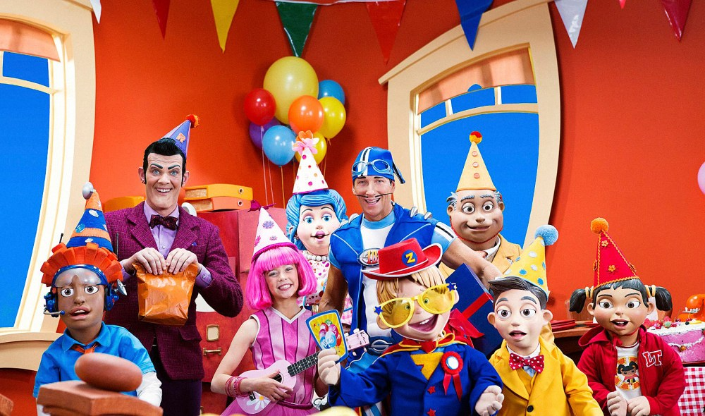 What Have We Won?: LazyTown Domination