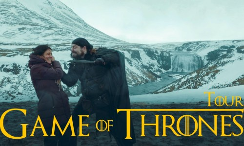 VIDEO: The Icelandic Game Of Thrones Experience (No Thenns Allowed!)