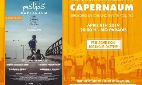 Iceland's Refugees Invite You To The Movies