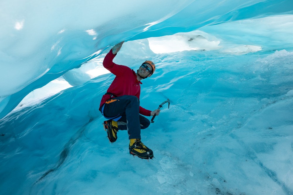 The Ultimate Glacier Hike In Iceland
