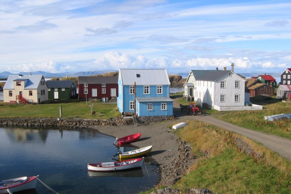 """Winner of the """"must-see spot"""" in west iceland"""