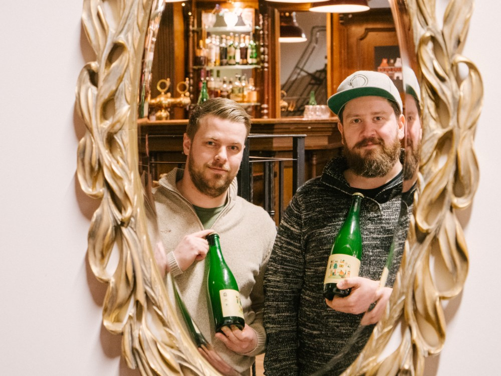 Sultuslakur: Iceland's First Rhubarb Cider