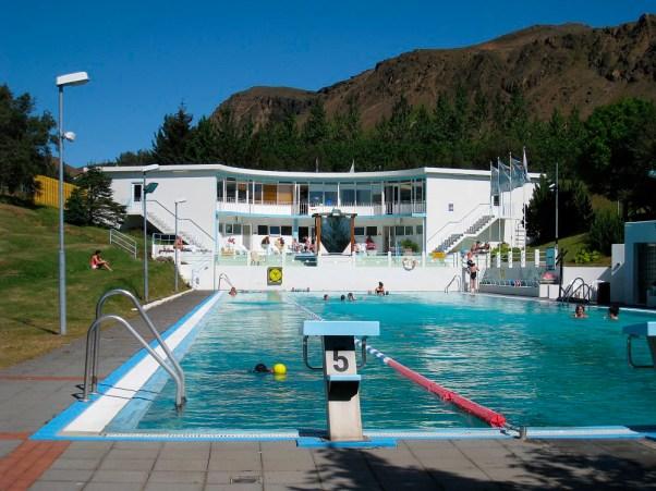 best bathing spot south iceland