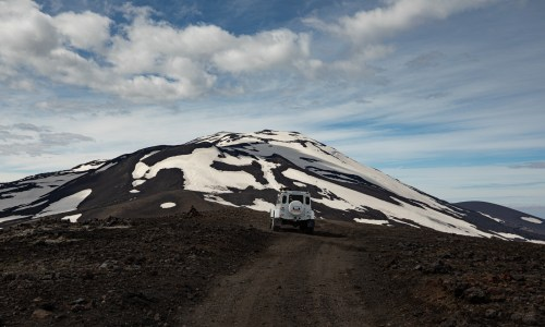 The Road Less Travelled: Hekla & Landmannalaugar On Superjeep
