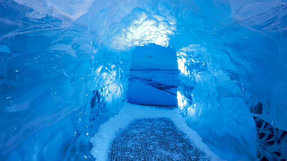 An Ice Cave In Reykjavík? Welcome To Perlan's Wonders Of Iceland