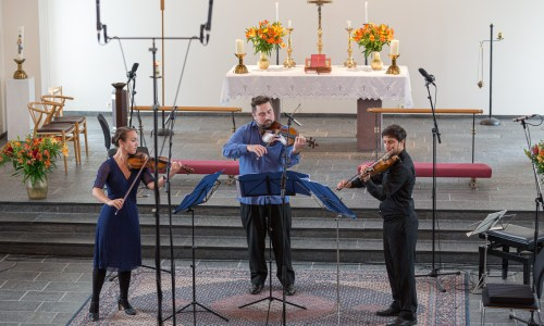 Come Into The Chamber: Reykholt's Civilised Summer Music Festival