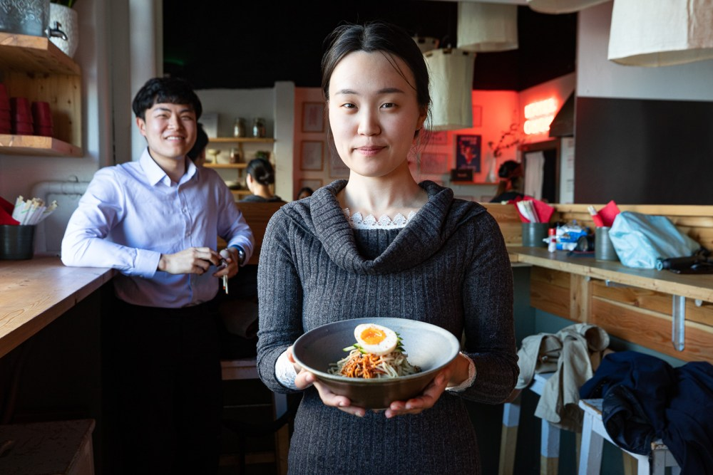A Lesson In Korean: Chef Lim Ji Yeon Takes Over Ramen Momo For A Night