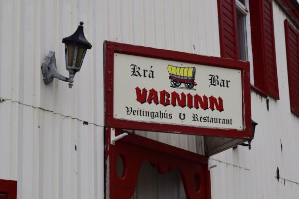 Vagninn by John
