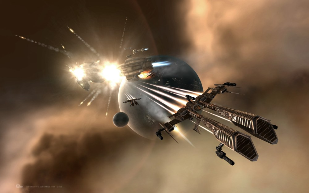 Nerds Of EVE Online Lose Minds Over Change In Chat Function