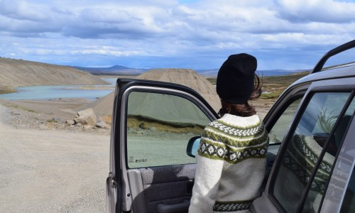 Heat In The Highlands: A Road Trip To The Hot Springs Of Kjölur